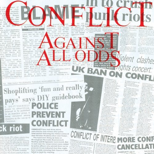 Conflict - Against All Odds [CD]