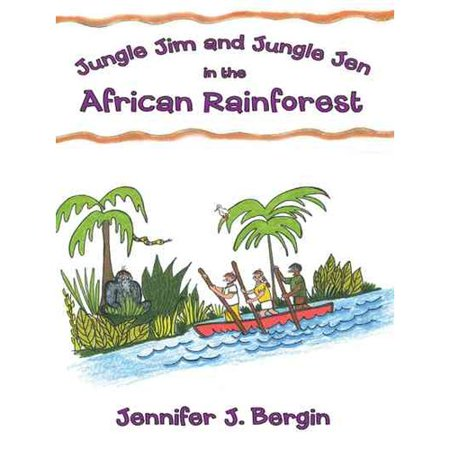 Jungle Jim And Jungle Jen In The African Rainforest