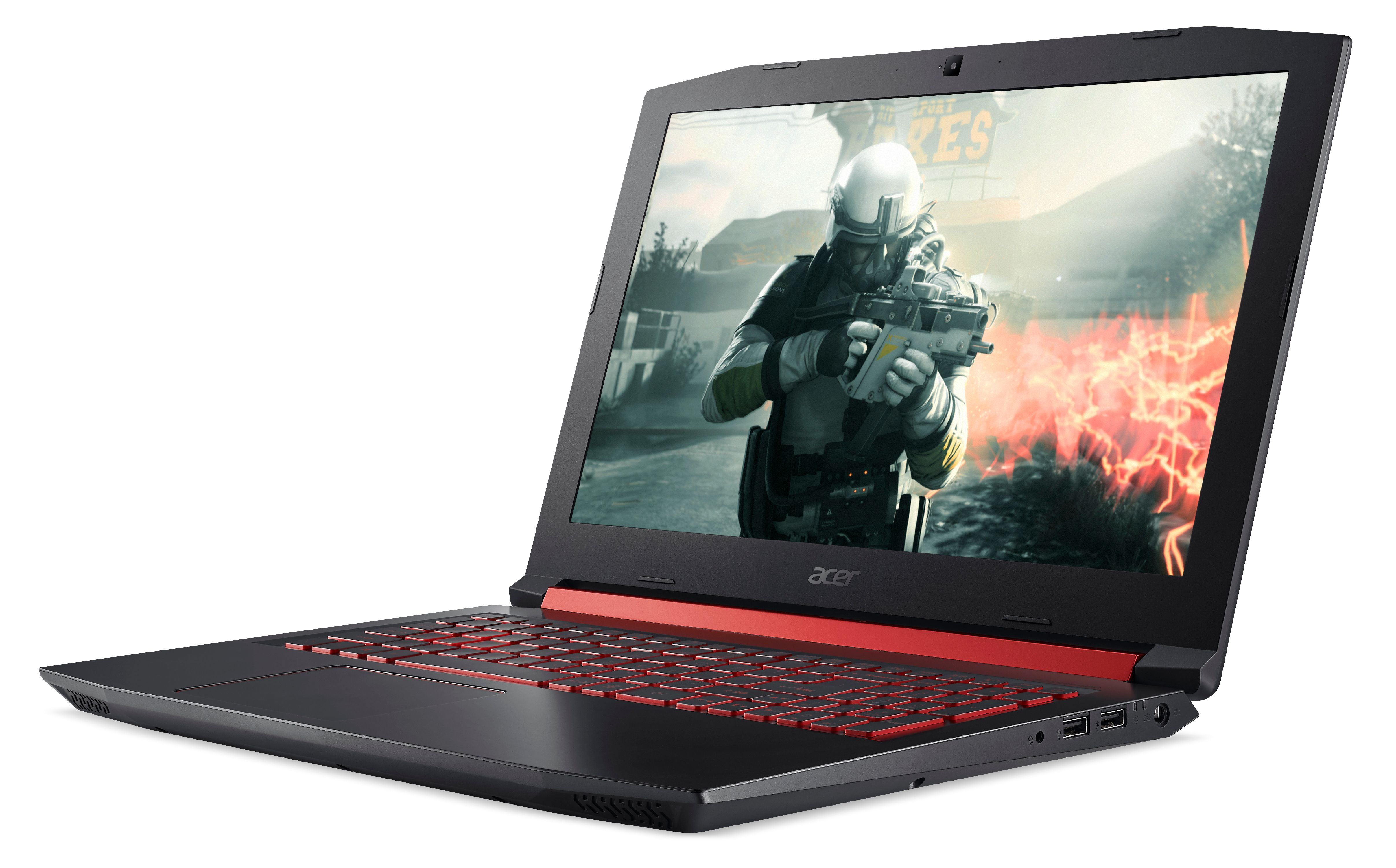 "Acer Nitro 5 15.6"" Intel Quad Core i7 Gaming Laptop"