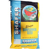Shafer Seed Company-Sunflower Seed-striped 50 Pound