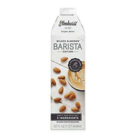 Elmhurst Almond Milk Barista, 32 fl oz - Elmhurst Queens