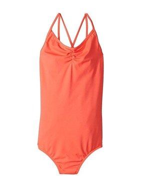 3eac9432b8f8df Product Image Billabong Girls Sol Searcher One Piece Swimwear Tropical  Punch SZ 12
