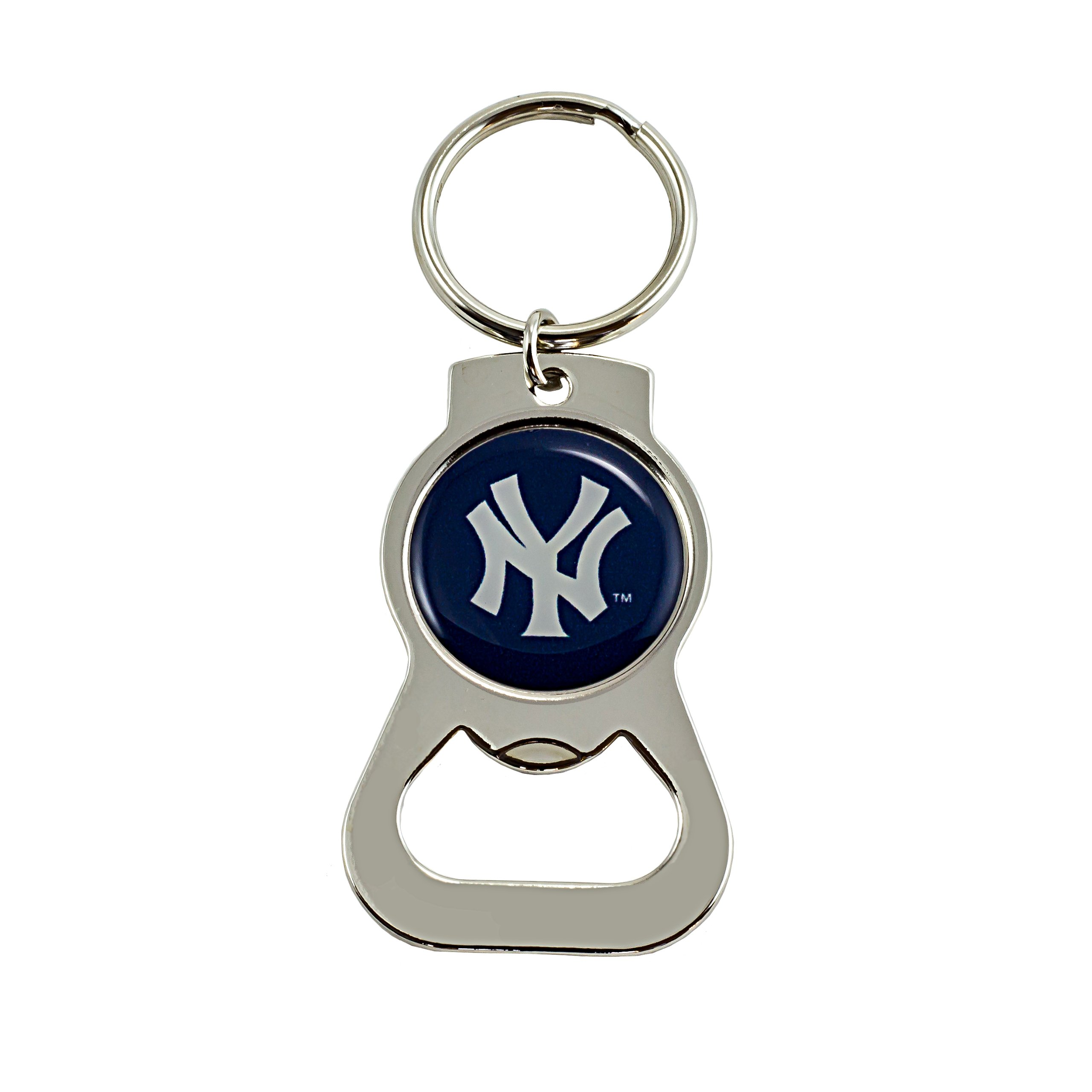 New York Yankees Blue Bottle Opener Keychain (AM)