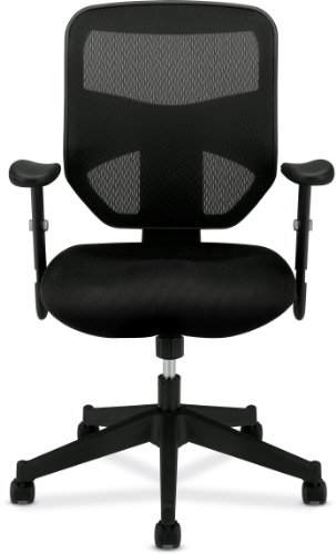 basyx by hon hvl531 mesh back work chair for office or