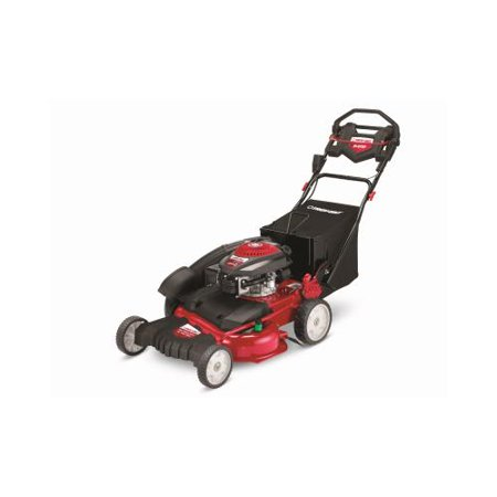 Mtd Products 12ABW32G766 Self-Propelled Wide-Cut Lawn Mower, 195cc Engine, 28-In.