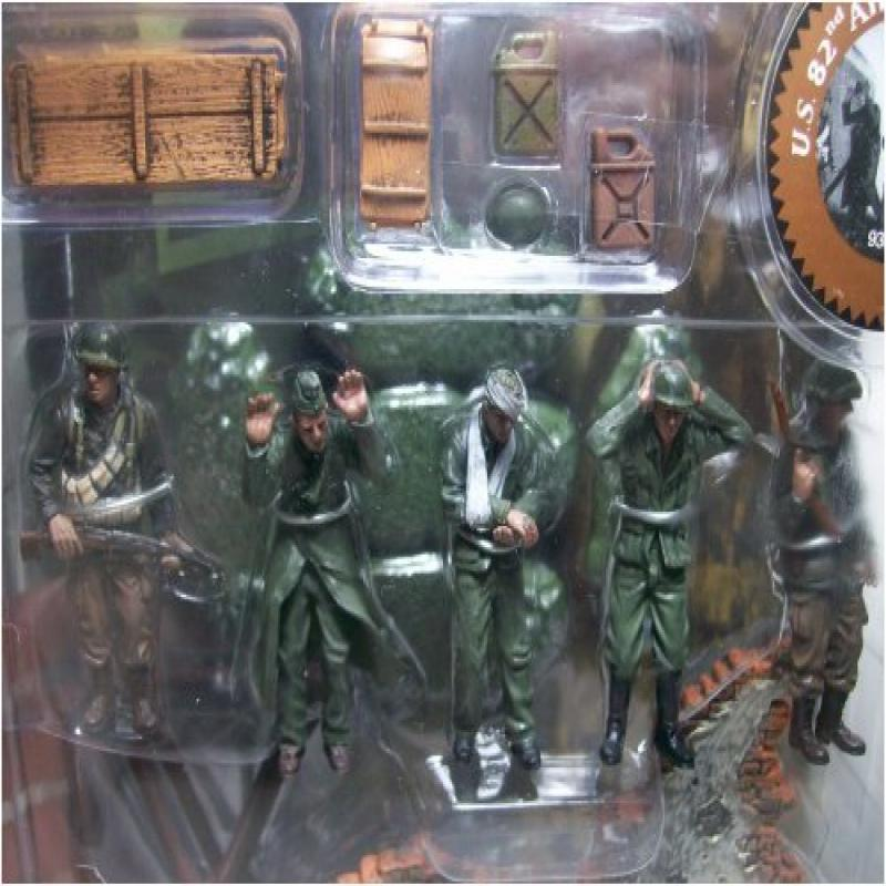 Forces of Valor Battle Hardened Soldiers: U.S. 82nd Airbo...