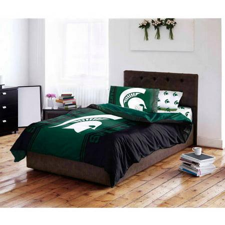 Michigan State Queen Size Bedding