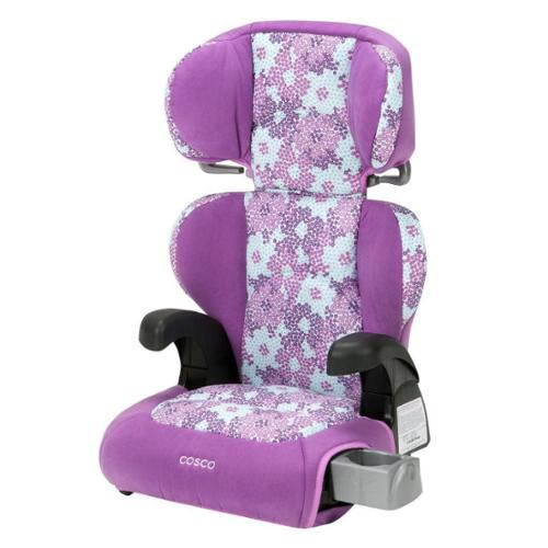Cosco Pronto Booster Seat in Petal Pallet