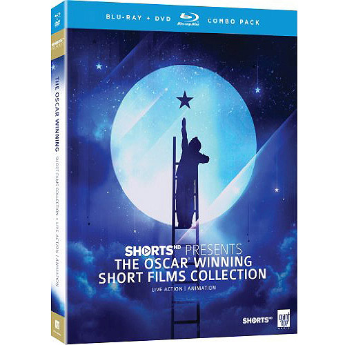 The Oscar Winning Short Films Collection (Blu-ray   DVD)