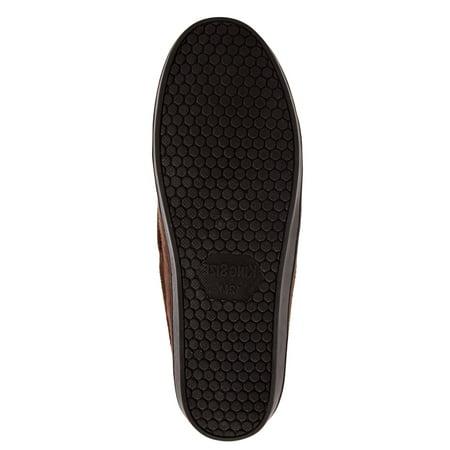 Kingsize Men's Wide Width Microsuede Clog Slippers