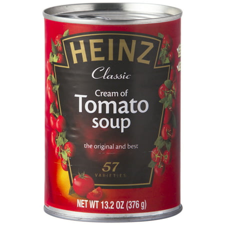 Heinz Soup, Cream Of Tomato, 13.2oz (376g)