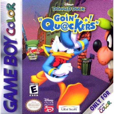 Disney's Donald Duck Goin