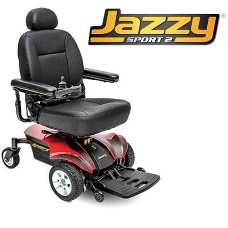Pride Mobility JAZZYSPORT2 Jazzy Sport 2 Electric (Best Electric Wheelchair Uk)