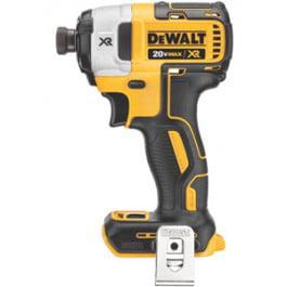 DeWALT 20V MAX XR Li-Ion Cordless Brushless 3 Speed 1/4u0022 Impact Driver, Tool Only, DCF887B, Lot of 1