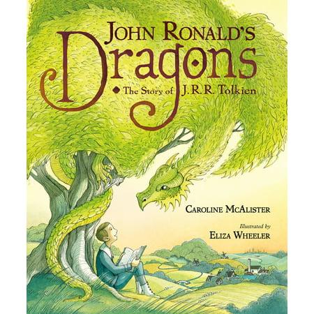 John Ronalds Dragons  The Story Of J  R  R  Tolkien