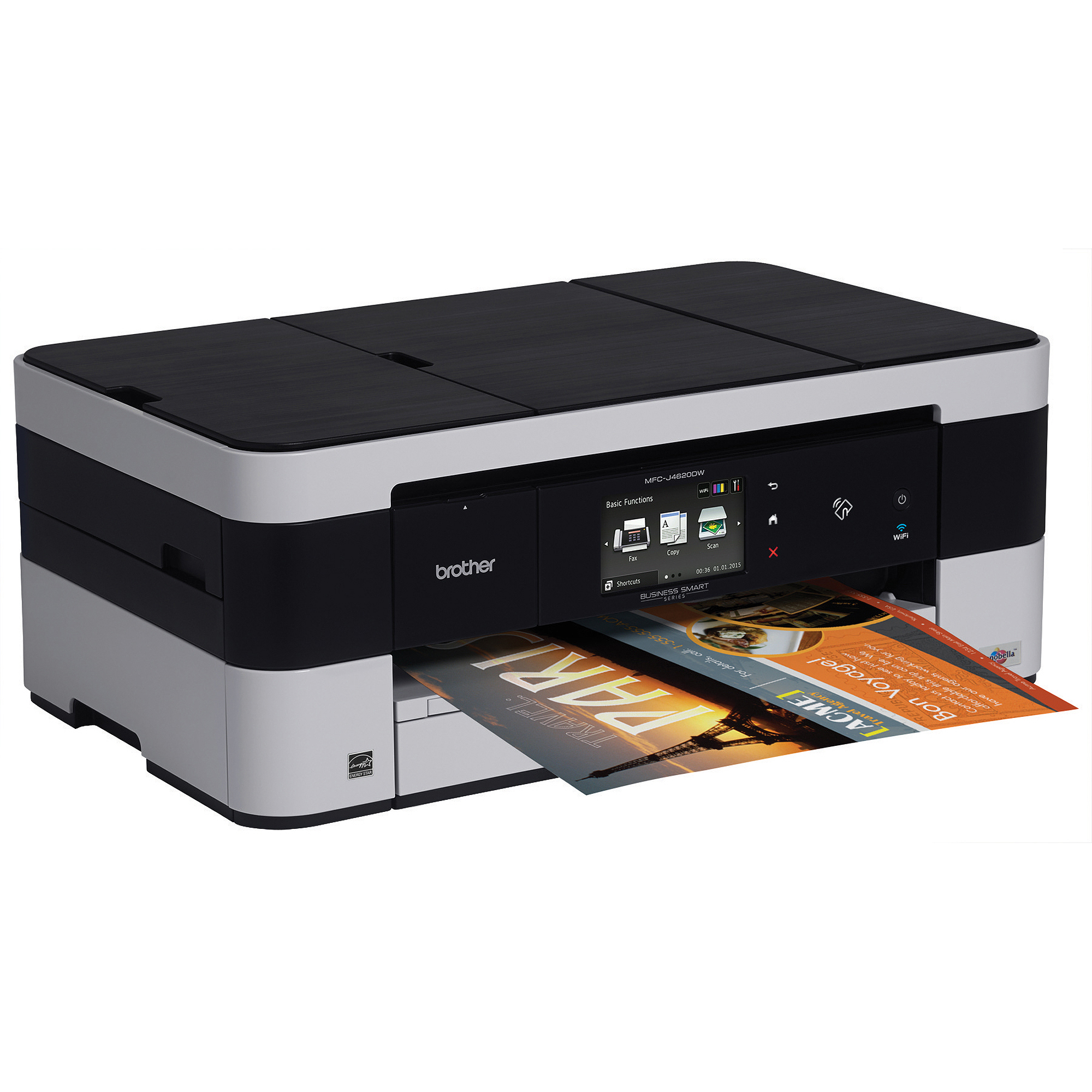 Brother Business Smart Plus MFCJ5720DW AllinOne Inkjet Printer