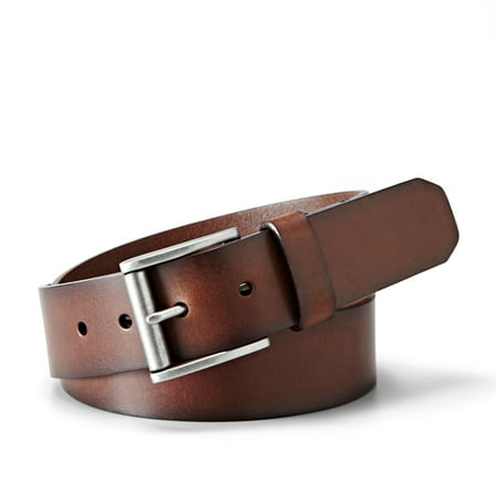 Fossil Dacey Mens Genuine Leather 38MM Belt Casual Jean Belt Fossil Leather Genuine Belt