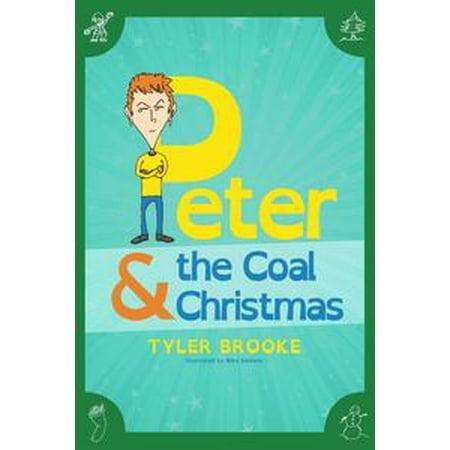 Peter & the Coal Christmas - eBook