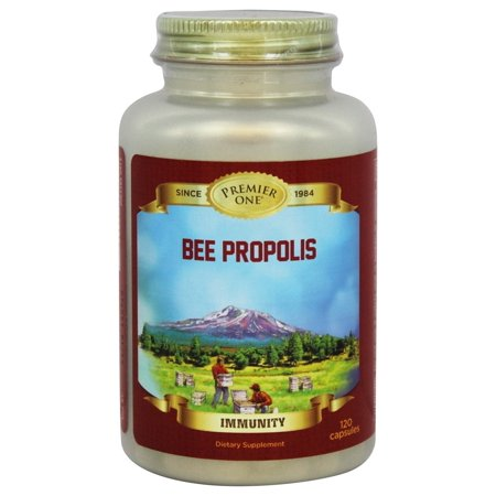 Premier One - Propolis 650 mg. - 120 Capsules