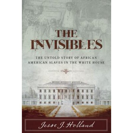 The Invisibles : The Untold Story of African American Slaves in the White