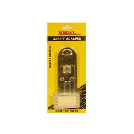 Service Tool 19260 Safe Scraper  5 Pack  5 Pack Safety Scraper By Service Tool Co Inc