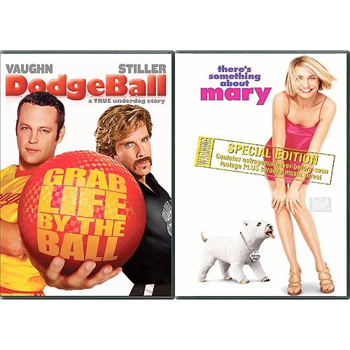 Dodgeball / There's Something About Mary (2-Pack) (Full Frame)