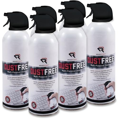 Read Right Dust Free Cleaning Spray - 6 / Pack