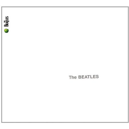 White Album (CD) (Remaster) (Limited Edition) (2019 Best Rock Albums)