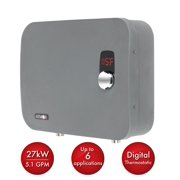 Best Tankless Water Heaters - ThermoPro 27kW/240-Volt 5.1 GPM Stainless Steel Digital Tankless Review