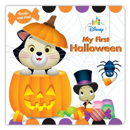 Disney Baby My First Halloween (Board Book) (Halloween 1 Disney Channel)