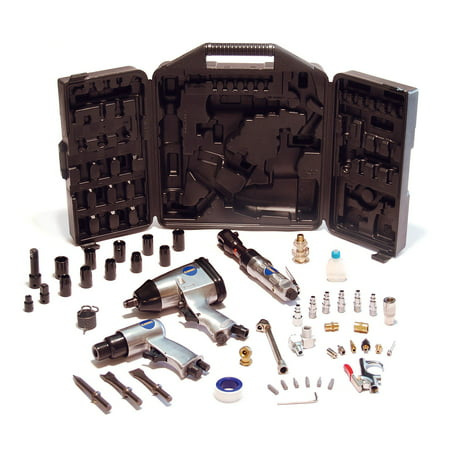 PrimeFit 50-Piece Air Compressor Performance Tool Kit (Advanced Air Tool)