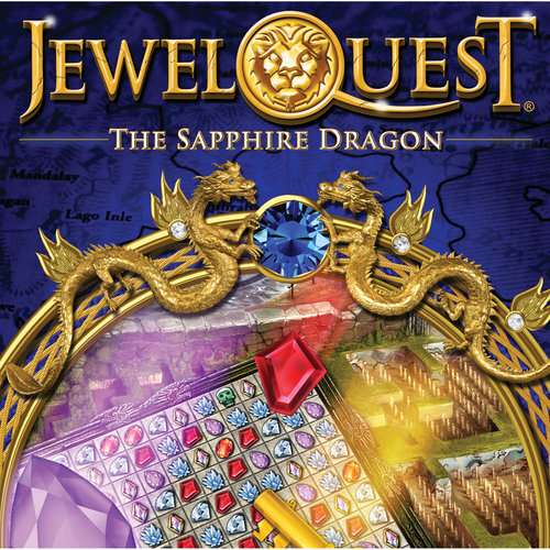Jewel Quest 6/Jewel Mysteries 4 (PC)