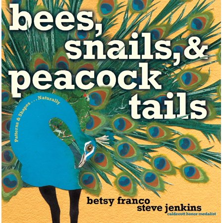 Bee Shape (Bees, Snails, & Peacock Tails : Patterns & Shapes . . .)