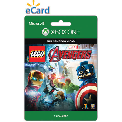 Lego Marvel Avengers (Xbox One) (Email Delivery)
