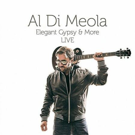 Elegant Gypsy & More (live) (CD)