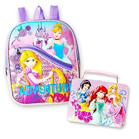 e2f5cf6fde0 Disney Princess - Disney Princess Preschool Backpack Toddler (11 ...