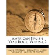 American Jewish Year Book, Volume 2