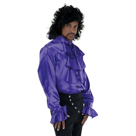 Pop Stars Costumes (Pop Star Shirt Men's Adult Halloween Costume, One Size,)