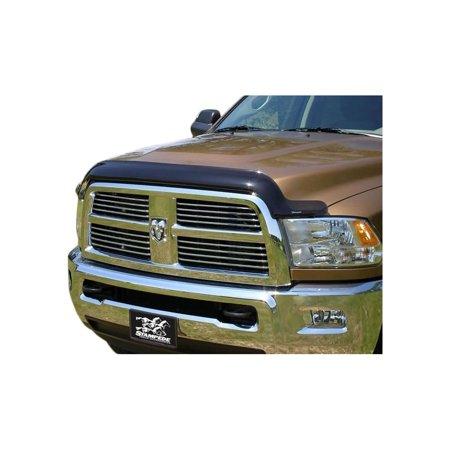 - Stampede 2158-2 Bug Shield For Chevrolet Silverado 1500, Acrylic Smoke