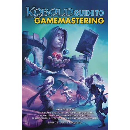 Kobold Guide to Gamemastering (Kobold Halloween)