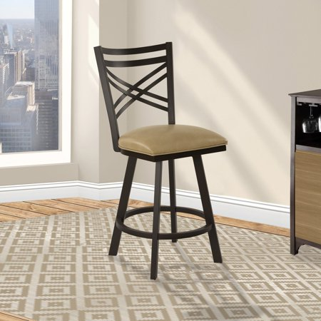 Taylor Gray Home Morgan 30 in. Swivel Barstool