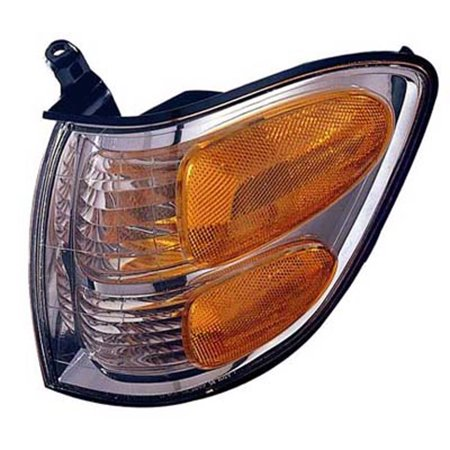 2001-2004 Toyota Sequoia  Aftermarket Driver Side Front Signal Lamp Assembly 815200C020-V