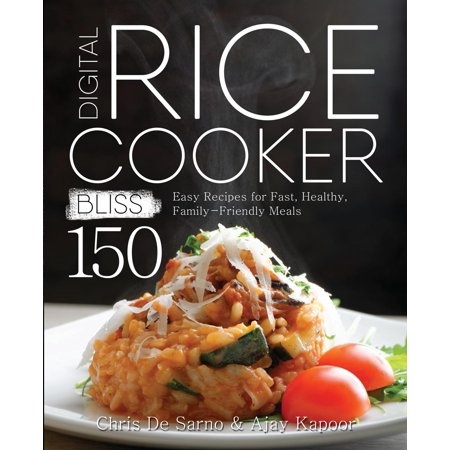 Digital Rice Cooker Bliss : 150 Easy Recipes for Fast, Healthy, Family-Friendly Meals](Rice Krispies Recipes For Halloween)