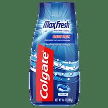Toothpaste: Colgate Max Fresh Liquid Gel