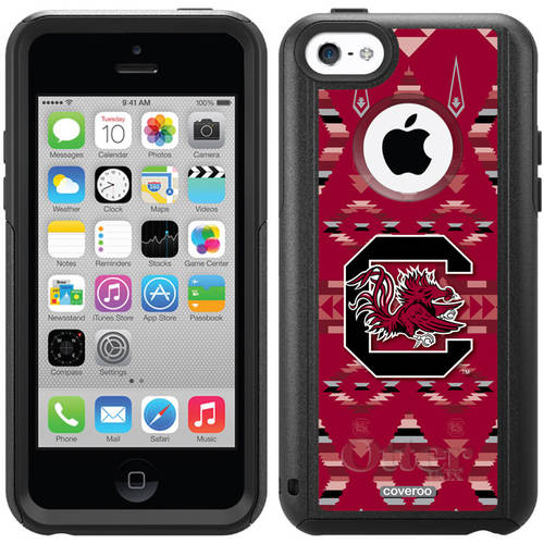 South Carolina Tribal Design on OtterBox Commuter Series Case for Apple iPhone 5c
