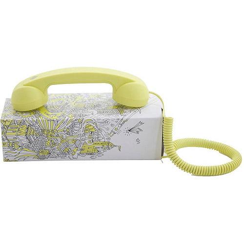 Native Union Pop Phone Retro Handset -  FLPOP-YLW-ST  - Lemon