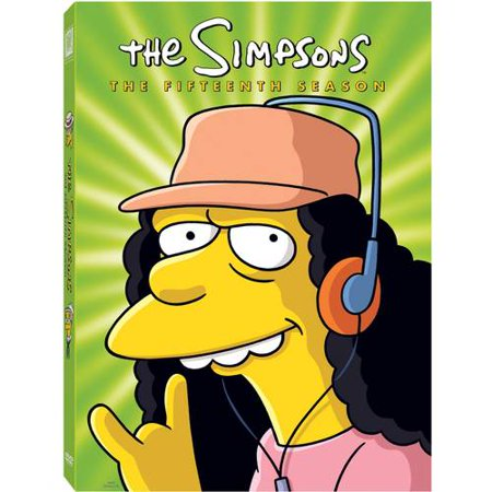 The Simpsons  The Complete Fifteenth Season  Full Frame