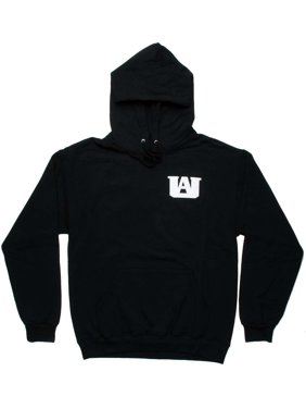 My Hero Academia UA High Logo Black Hoodie