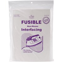 "Fusible Non-Woven Interfacing, 15"" x 3 Yards"