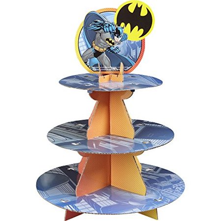 Wilton Batman Treat Stand, 1 Ct](Batman Favors)